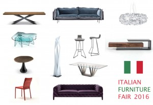 ITALIAN FURNITURE FAIR 2016 開催!!