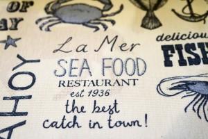 イギリス Studioℊ Seafood