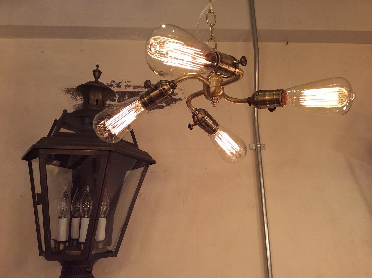 4-BULBS LIGHT
