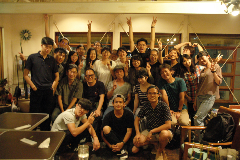 台湾大葉大学×ICSカレッジオブアーツ