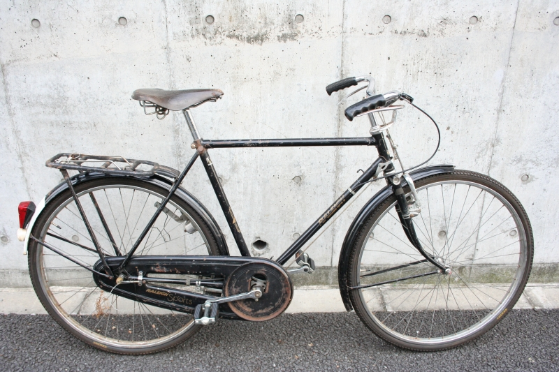 "Vintage Raleigh""Sports""."
