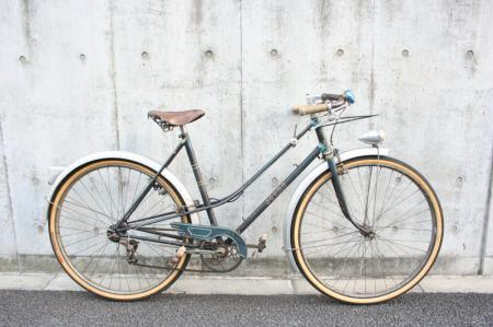"Vintage Bicycle""DOBRO""."