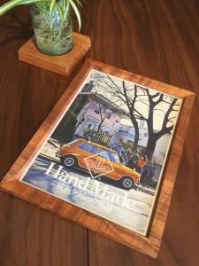 横浜家具 初代カタログの表紙