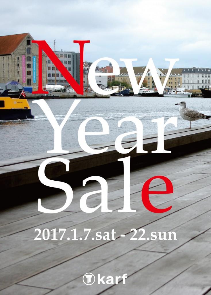 NewYear Sale / karf