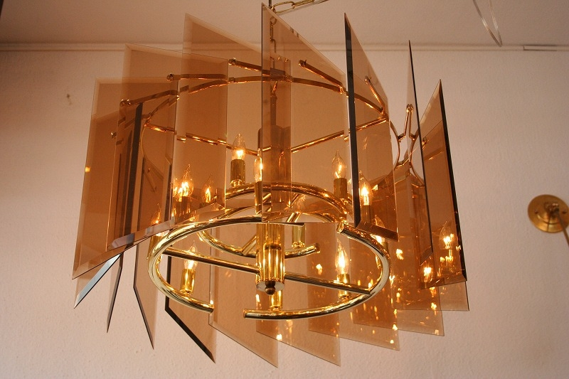 12-Bulbs Chandelier