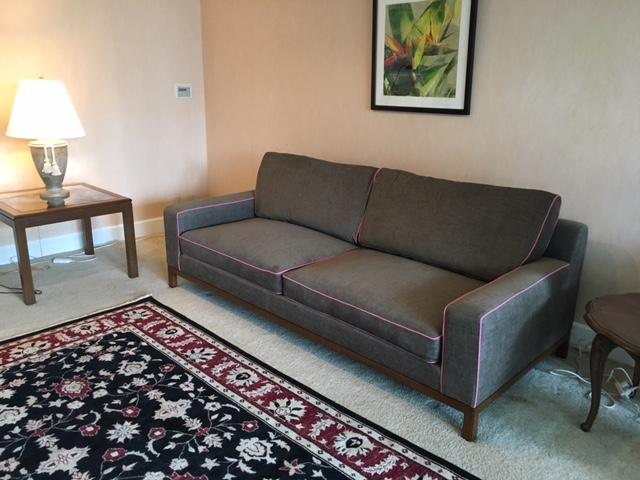 色々なソファの張替