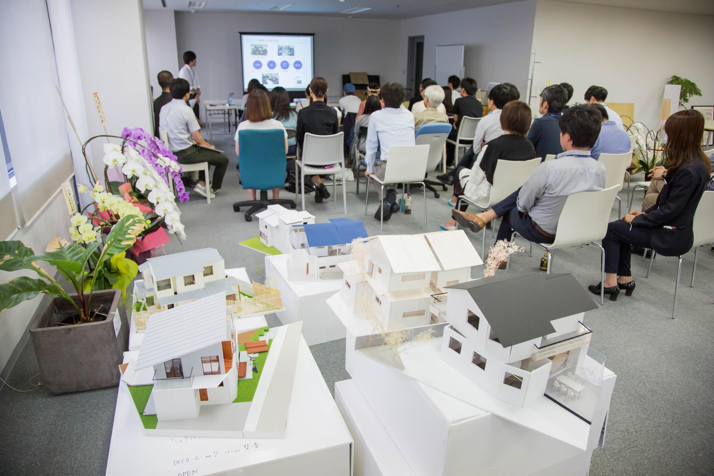 株式会社リビタ×ICSカレッジオブアーツ 特別授業!