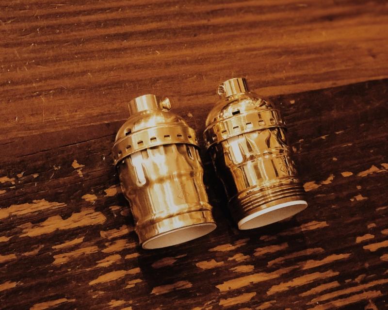 Brass socket はじめました。