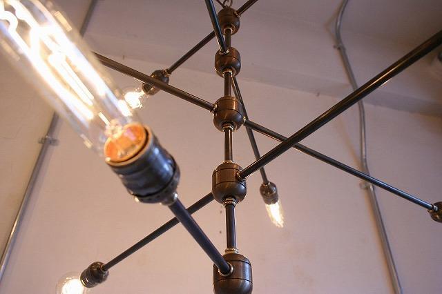10-bulbs light