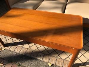 天童木工のソファ&テーブル