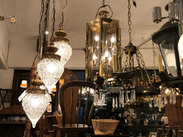 3-bulbs Pendant light