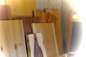 テーブル&一枚板フェア開催 12月