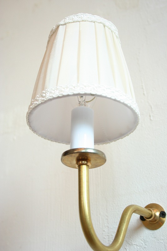 "Original Bracket Lamp""Cotton Shade"""