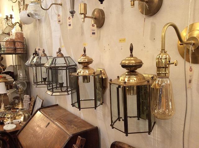 Bracket Lamps.