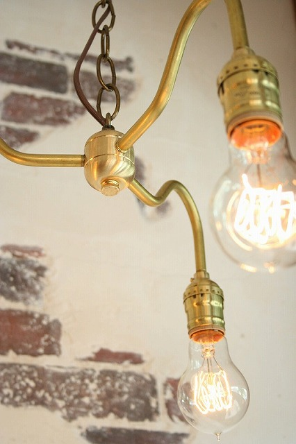 Original 3-bulbs light