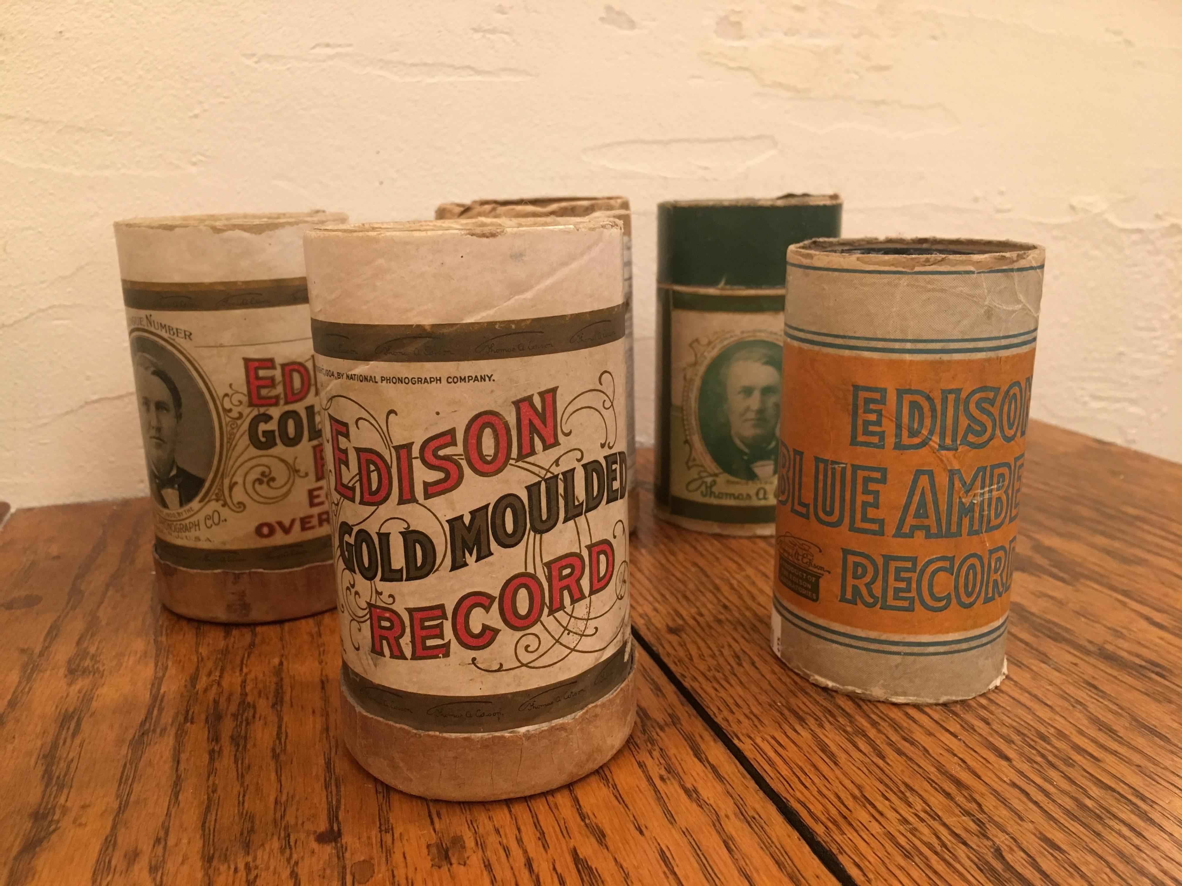 「Edison」Record