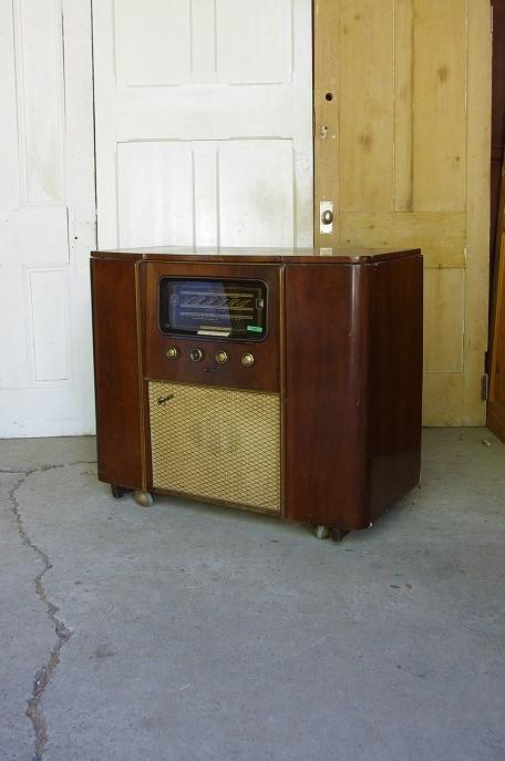 """1950's """"FURGUSON"""" RECORD CABINET"""