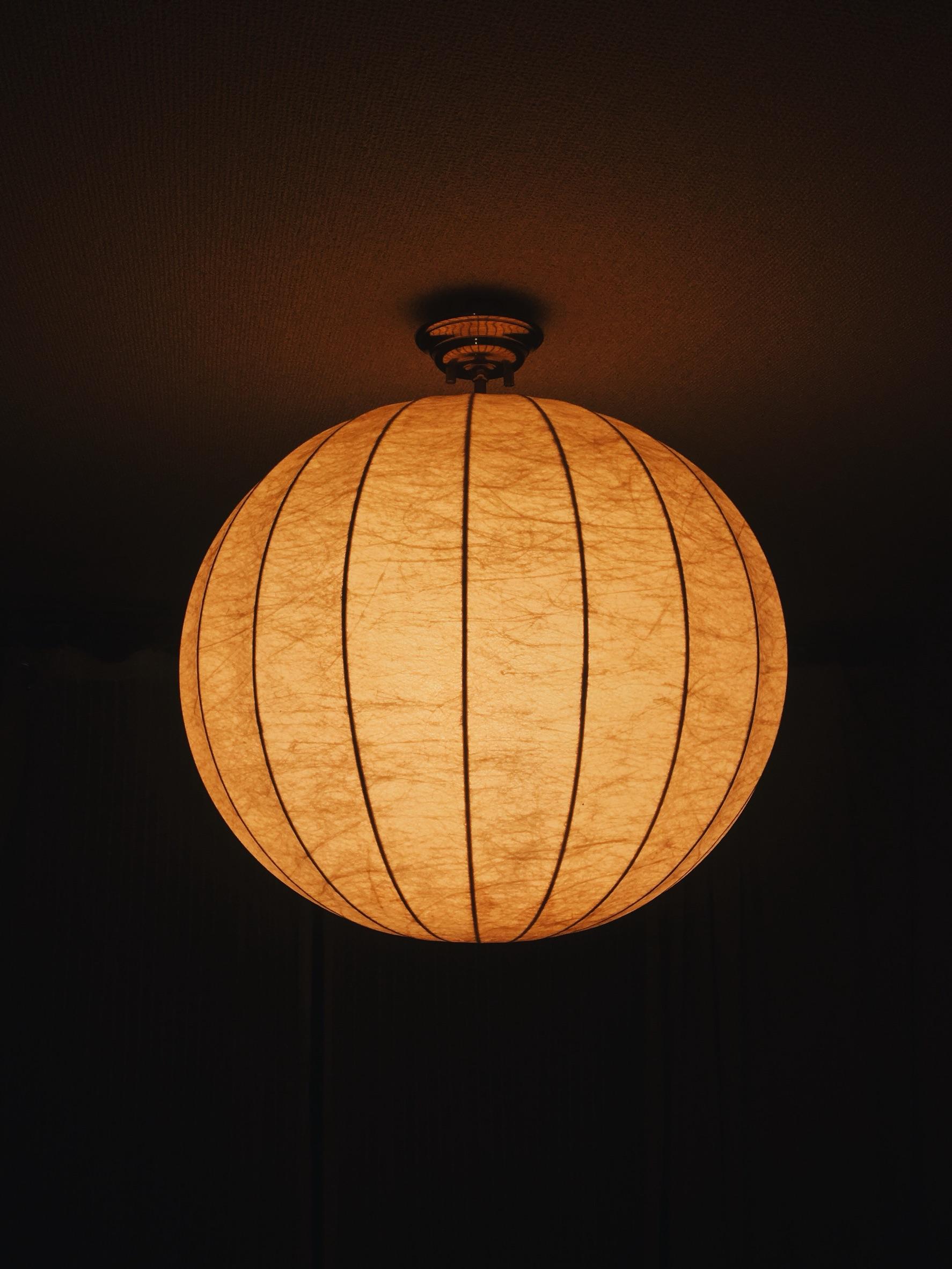 照明再構築。