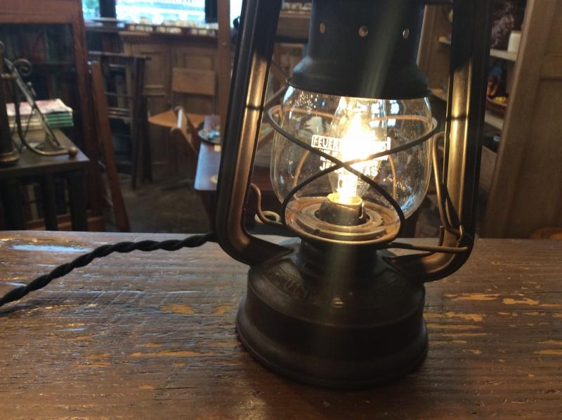 Vintage Lantern Lamp.