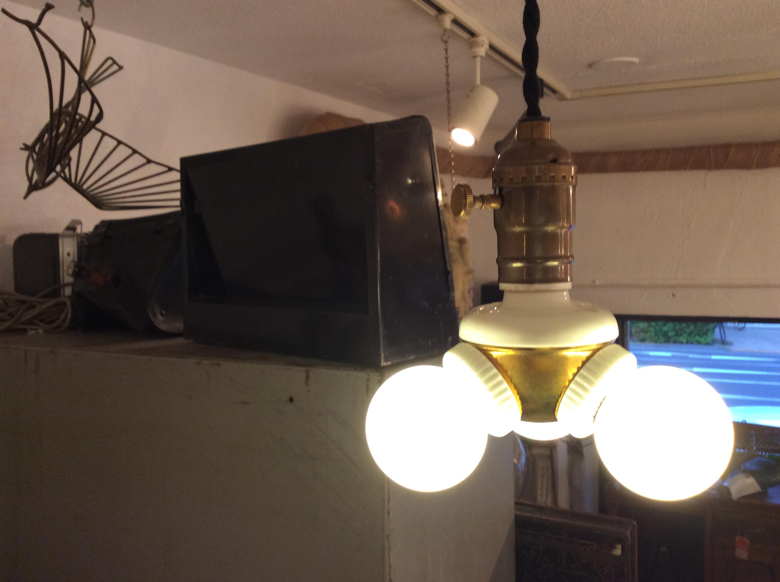 電球をふやす。