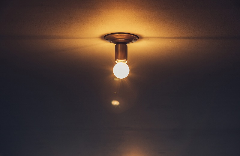 Ceiling Light。(Optimal model 様 施工事例)