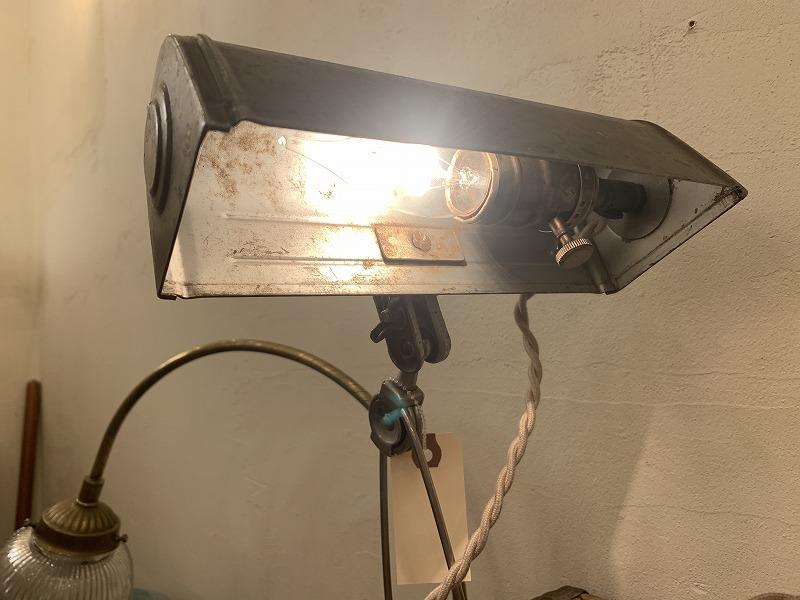 ヴィンテージ照明の再生
