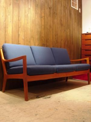 3seater sofa by Ole Wanscher