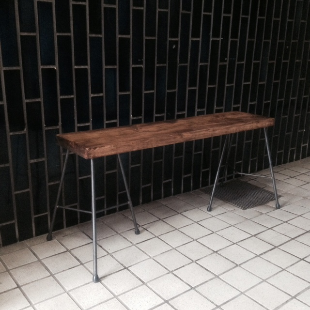 S50.vol.122. Iron Frame Bench101&121.