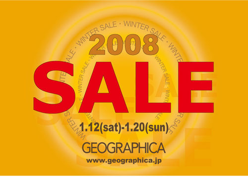2008 WINTER SALE
