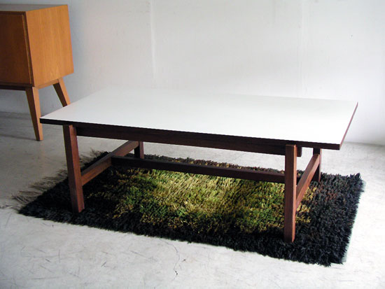 Coffee table by Cees Braakman for UMS Pastoe