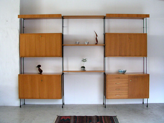Wall Unit by Omnia from Germany