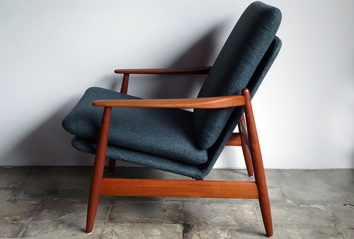 Poul M.Volther NO.340 Easy chair &コンテナ到着!