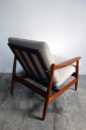 Poul M.Volther Easy chair