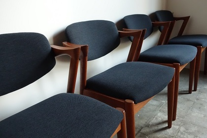 Kai Kristiansen No.42 Dining Chairs