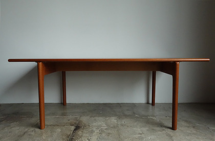 Hans J.Wegner AT-15 Teak Center Table