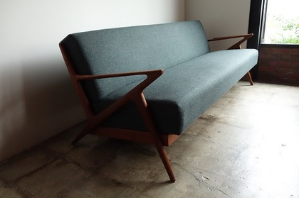 Z sofa bed by Poul Jensen