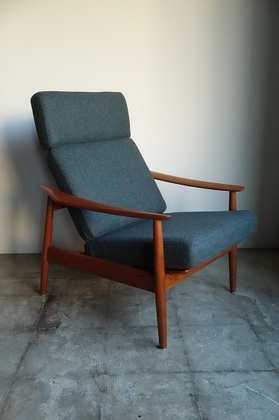 Arne Vodder Highback chair